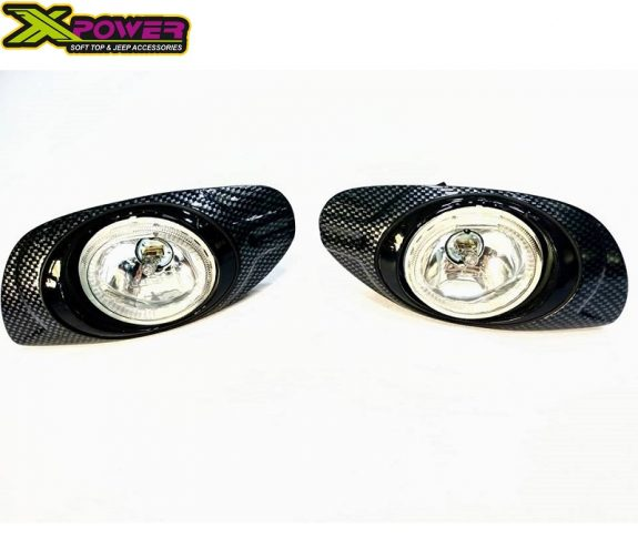 Toyota Hilux (Tiger) Fog Light Carbon 1