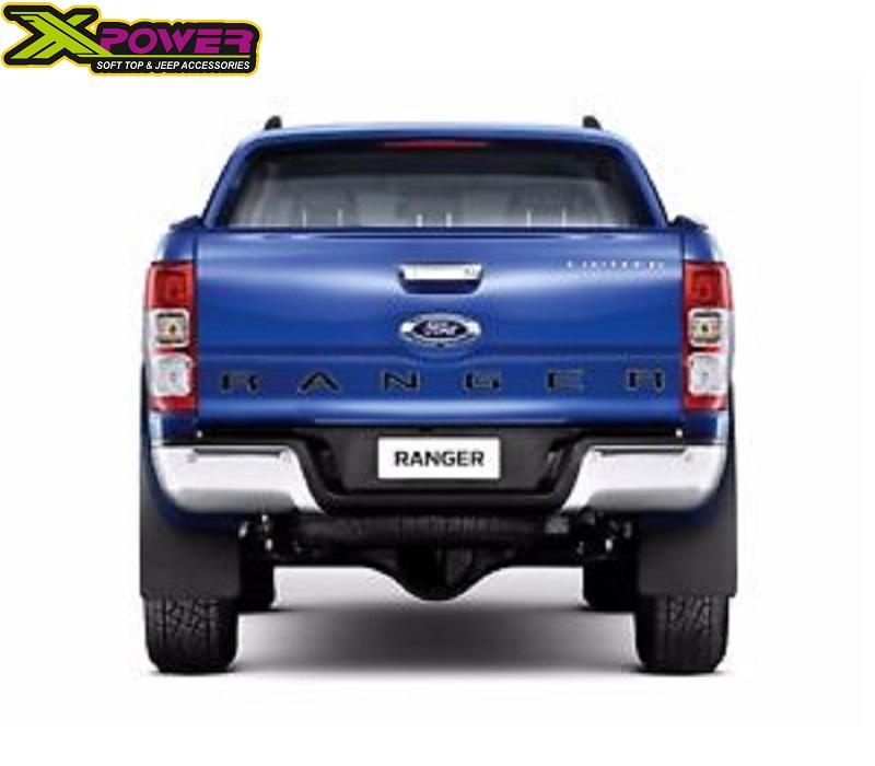 ford ranger rear bumper cover